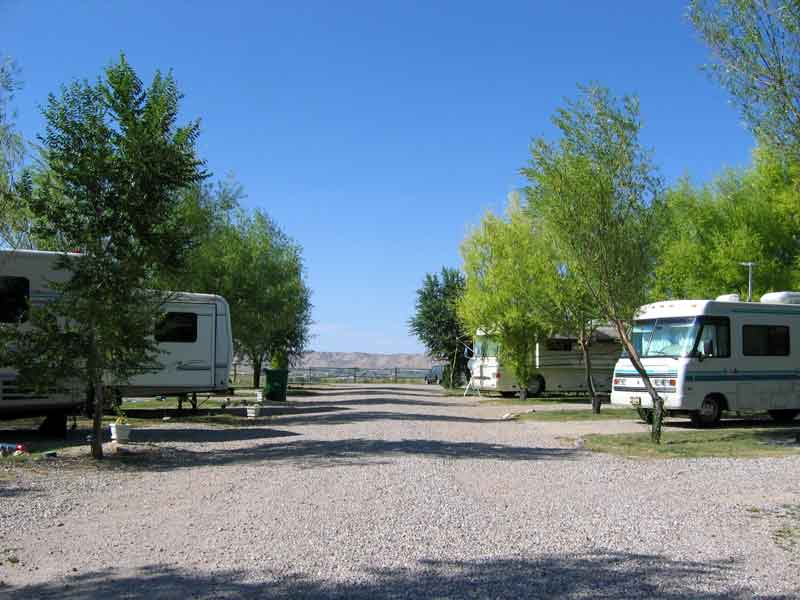 Dutch john rv parks with hookups