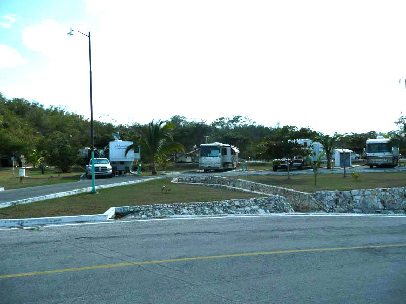 Club Nautico Campground